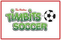 Timbits logo and soccer sponsorship Chatham