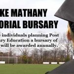 Mike Mathany Memorial Bursary