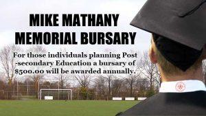 Mike Mathany Memorial Bursary